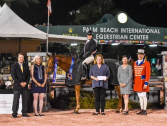 $100,000 WCHR Peter Wetherill Hunter Spectacular