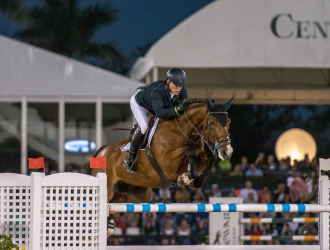 $132,000 HORSEWARE IRELAND GRAND PRIX CSI 3*
