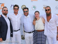 Sunset Polo & White Party