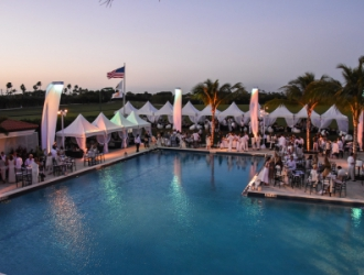 2nd Annual Nic Roldan's Sunset Polo and White Party Hosted by Mark & Katherine Bellissimo at The Wanderers Club